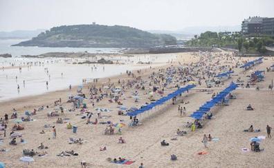 Cantabria vuelve a superar los 30 grados