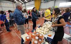Cóbreces acoge los Encuentros de Cultura Popular y una feria con 65 artesanos