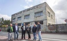 Camargo podrá dar uso público a tres edificios de una antigua empresa en Punta Parayas