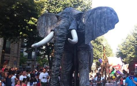 Un espectáculo de calle con figuras de animales abrirá las fiestas patronales