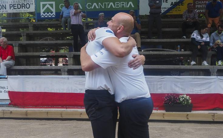 Campeonato de Cantabria por parejas