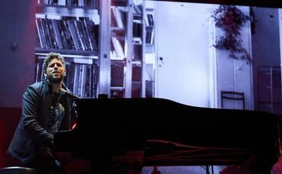 Pablo López conquista a más de 6.000 personas en la tercera jornada de Música en Grande