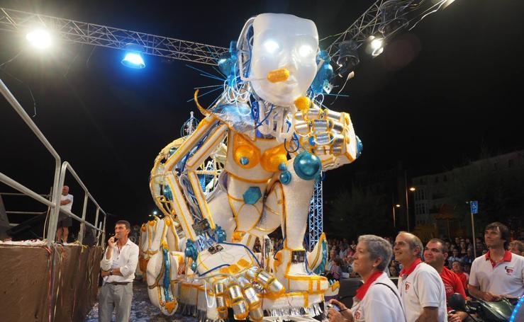 'Ciber', de Francis-2, gana el Coso Blanco