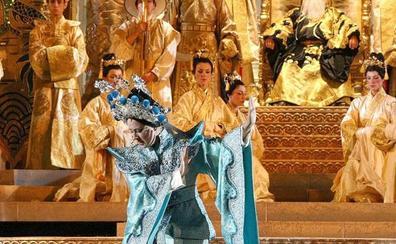 El cine Los Ángeles inicia con 'Turandot' un ciclo de ópera desde el festival de La Arena