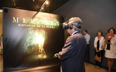 El MUPAC estrena las visitas virtuales a La Garma gracias al mecenazgo de Stuart Weitzman