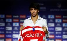 Joao Félix, el «niño de oro» que eligió el Atlético