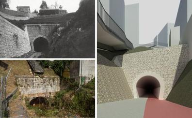 La obra para reabrir el antiguo túnel de Tetuán empezará después del verano