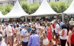 Escalante volverá a escanciar su sidra el próximo 27 de julio en la plaza de España