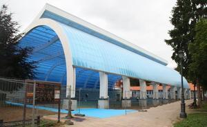 Medio Cudeyo inaugura su nueva cubierta tras cuatro meses de obras
