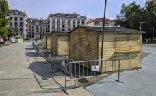 La XII Feria de Día ofrecerá este año 35 casetas en cinco zonas de Santander