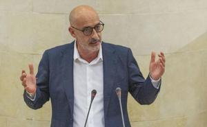 Félix Álvarez pide al Parlamento que condene los actos contra Ciudadanos en el Día del Orgullo