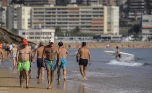 Cantabria tuvo un junio «cálido» y con lluvias «normales»