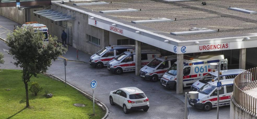 Un paciente psiquiátrico en plena crisis violenta huye de Urgencias y está desaparecido cuatro horas