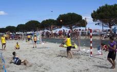 Camargo acoge los días 12 y 13 de julio un torneo de balonmano playa