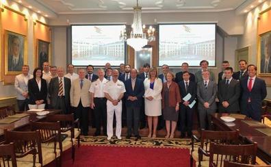 Veinte empresas cántabras formarán parte del 'cluster' de la Industria de Defensa