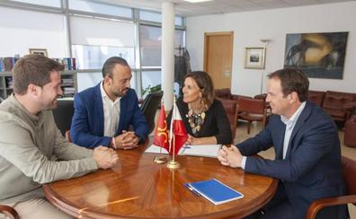 El Gobierno regional y Torrelavega firmarán un nuevo convenio para la atención de emergencias