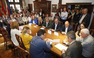 Los sueldos del equipo de gobierno de Santillana del Mar aumentan un 55%