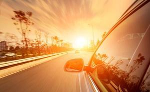 La fatiga, el mayor peligro al volante en verano