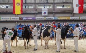 Torrelavega tiene un 'Fin de Semana de la Leche', con el Concurso de Ganado y Feria de Alimentación
