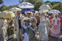 Los Baños de Ola abren sus puertas a vecinos y turistas para rememorar el origen del veraneo en Santander