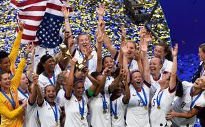 El Mundial con el que todas han ganado