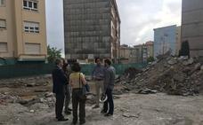 La Junta de Gobierno de Astillero investiga el retraso de las obras de la calle Santa Ana