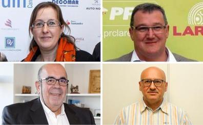 Mercedes García y Francisco Javier Gutiérrez se suman a la nueva cúpula educativa