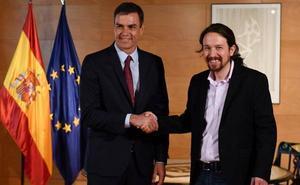 Sánchez se abre a incorporar al Gobierno perfiles técnicos de Podemos y su entorno