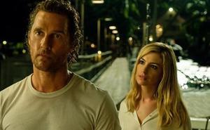 'Serenity': McConaughey y Hathaway pinchan en taquilla