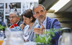 «El Centro Botín está vivo y mantendrá la tensión en su actividad en los próximos años»