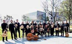 La Agrupación Musical Albéniz celebra su 50 aniversario con un disco