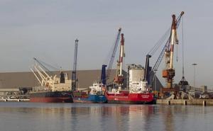 El tráfico del Puerto de Santander crece un 9,6% en el primer semestre