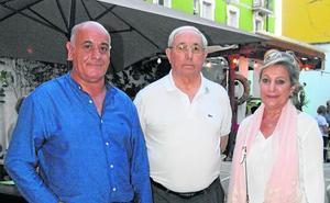 Bicarregui recibe el premio Nocturlabio de Plata por divulgar la cultura en Santoña