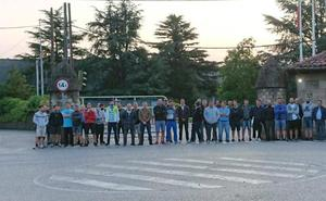 El quinto día de huelga en Global Special Steel mantiene el respaldo total de la plantilla de producción