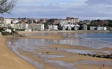 Alquileres en El Sardinero para vivir los Baños de Ola