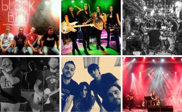 La Semana Grande «apostará» por bandas y artistas locales