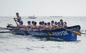 Astillero sigue con su 'regata a regata'
