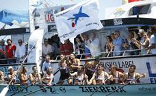 Zierbena y Orio se llevan el triunfo en la contrarreloj de Castro Urdiales