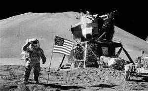 Recordando la llegada a la luna