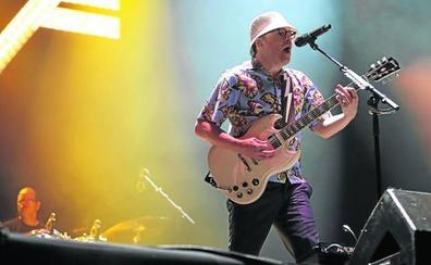 La nostalgia efervescente de Weezer
