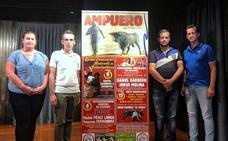 Ampuero presenta el cartel taurino de sus fiestas