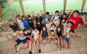 Un verano lleno de juegos y deporte
