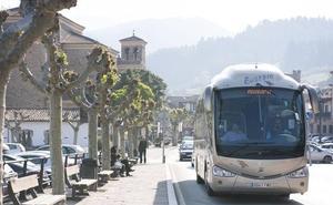 Los sindicatos del transporte de viajeros convocan movilizaciones por «un convenio digno»