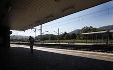 La huelga de trenes afectará a uno de cada cuatro Cercanías de Cantabria