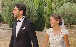 La boda de la 'influencer' Alexandra Pereira conquista las redes