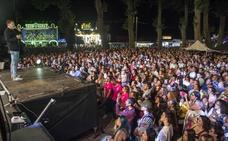 Un fin de semana de lo más musical en las fiestas de Revilla