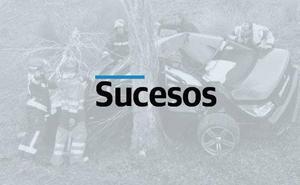 Un coche arrolla a dos peatones en la carretera entre Mortera y Liencres