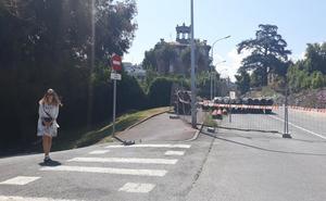 Castro pedirá una prórroga al Gobierno para las obras de los túneles de Ocharan