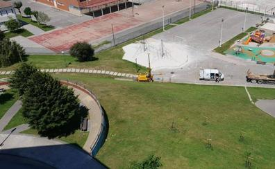Torrelavega inicia las catas para construir un ascensor en Nueva Ciudad