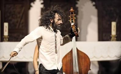 Once citas en unos Caprichos Musicales inéditos por la ausencia de Ara Malikian